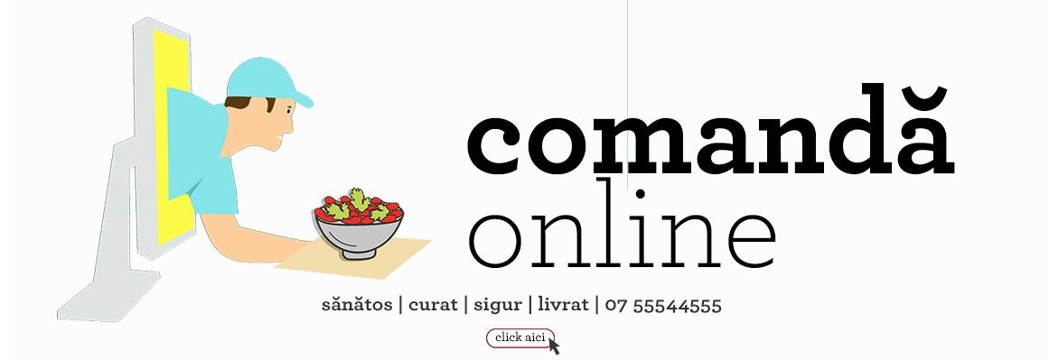 Comanda online
